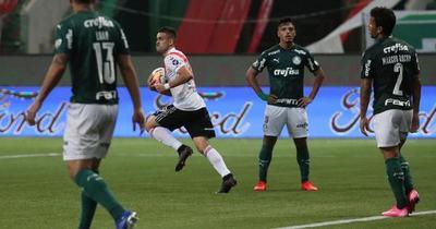 Palmeiras, primer finalista de la Copa Conmebol Libertadores