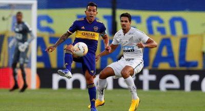 Santos y Boca por el último boleto a la final