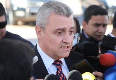 Diputados estudian pedido de interpelación a Juan Ernesto Villamayor
