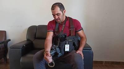 Periodista que habría sido agredido en marzo del 2020 denuncia que perdieron la carpeta fiscal de su causa