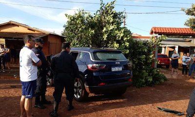 Asesinan a un policía de Investigaciones en PJC
