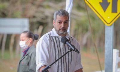Mario Abdo: «Discurso populista, demagógico y mentiroso debe terminar»