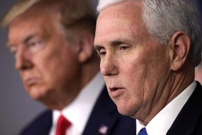 Pence no invocará la 25ª Enmienda para destituir a Trump