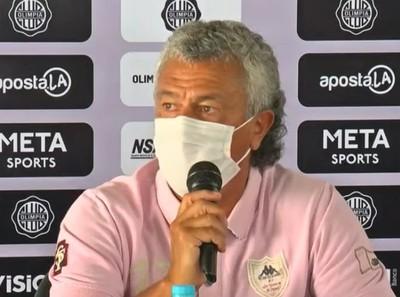 Néstor Gorosito continúa como DT de Olimpia