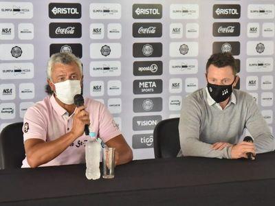Confirmado: Gorosito sigue en Olimpia