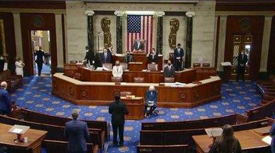 El Congreso de Estados Unidos comenzó el debate sobre el juicio político a Donald Trump