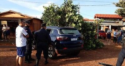 La Nación / PJC: sicarios ejecutan a policía en presunta venganza narco