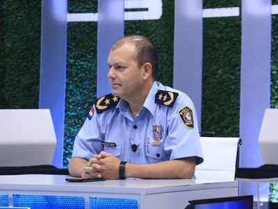 """Jefe de Investigaciones: """"la Policía está en guerra con la criminalidad"""" · Radio Monumental 1080 AM"""