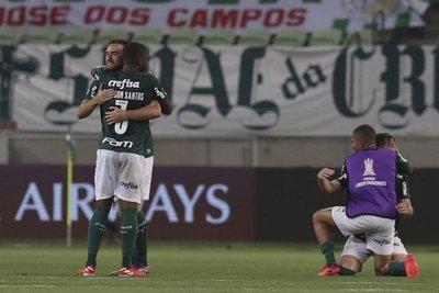 Palmeiras primer finalista de la Libertadores