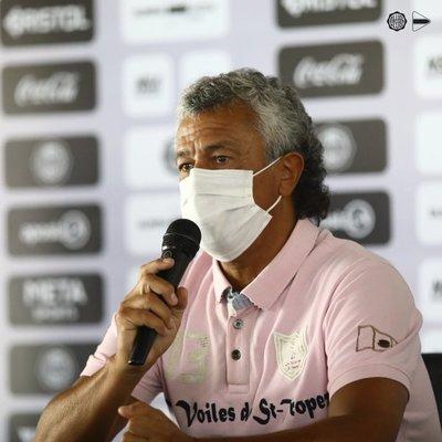 Fin de la novela, Gorosito sigue en Olimpia