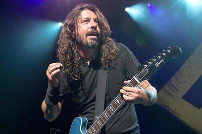 Foo Fighters lanza este jueves su nueva canción