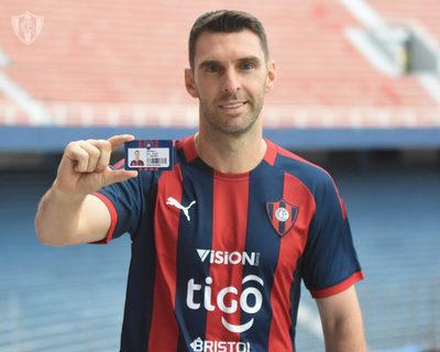 Boselli: «La charla con Arce fue clave para definir mi llegada al club»