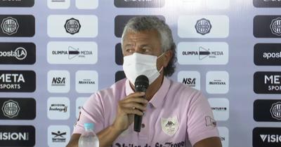 Gorosito confirma que sigue como DT del Olimpia
