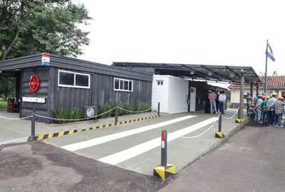 Centro de Salud de Vallemí dispone de nuevos pabellones de contingencia y urgencias