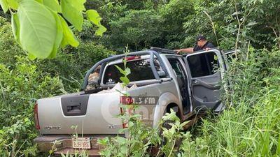 Senad incauta marihuana picada trás persecución en zona de Cápitan Bado