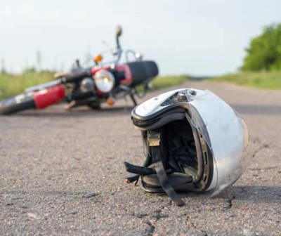 Conductor ebrio atropelló y mató a motociclista