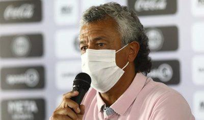 """""""Pipo"""" dijo estar firme con Olimpia y elude el tema San Lorenzo"""