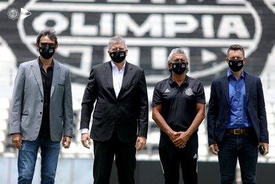 Olimpia 'ata' a Gorosito y piensa en la pretemporada