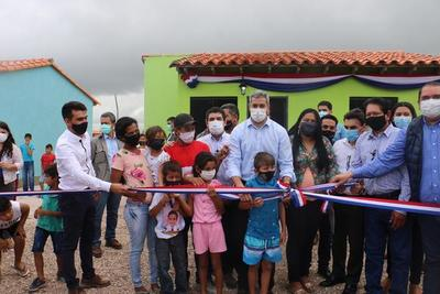 Ministerio de Urbanismo inauguró 60 viviendas en Concepción