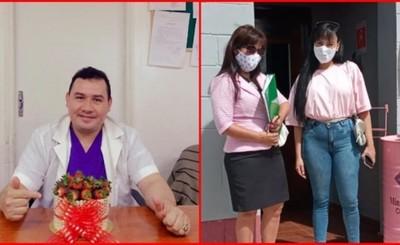 Doctor afirma estar en Villarrica hace una semana y niega agresión