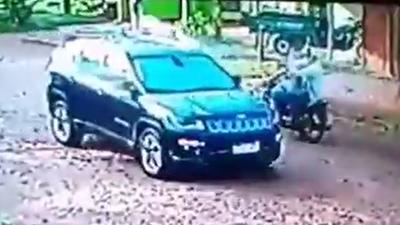 Crónica / (VIDEO) Así fue como sicarios mataron a policía en PJC