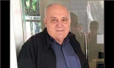 Tristeza en Iglesia Católica: al secretario ejecutivo de laicos de la CEP se lo llevó el Covid
