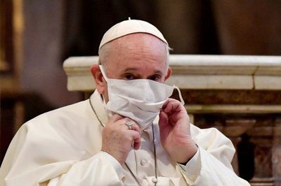 El papa Francisco ya recibió la vacuna contra el Covid-19