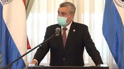 Cámara de Diputados aprueba la interpelación a Juan Ernesto Villamayor