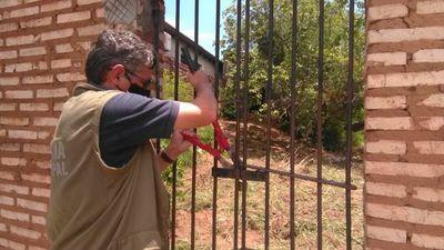 Municipalidad de Asunción sigue interviniendo baldíos gracias a denuncias de vecinos