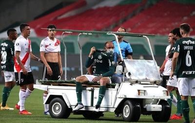 HOY / Gustavo Gómez podría volver a tiempo para la gran final de la Libertadores