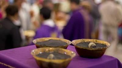 Iglesia Católica: Imposición de ceniza no será por la frente