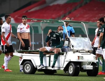 Gustavo Gómez puede llegar a la final de la Copa Libertadores