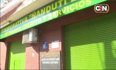 Millonario asalto a Cooperativa en Itauguá