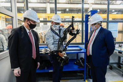 Argentina fabricará piezas para la nueva Volkswagen Taos tras inversión de 9 millones de dólares
