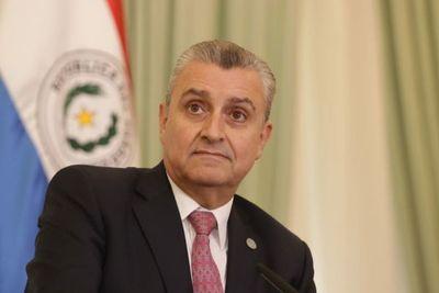 No dará un paso al costado hasta mostrar la verdad de la gestión de Mario Abdo, dice Villamayor