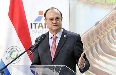 Director de Itaipú devolvió 15 meses de salario