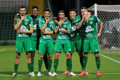 Chapecoense logra el ascenso y vuelve al Brasileirão