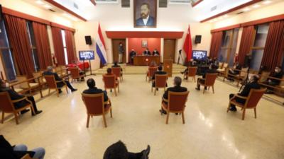 Emilio Cubas renuncia a la Junta de Gobierno de la ANR