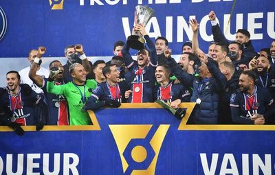 París SG gana Supercopa francesa