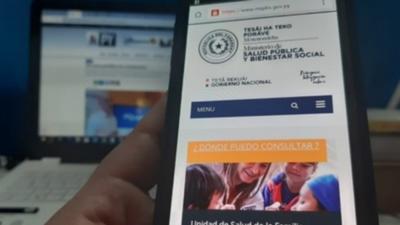 Salud desarrolla App que servirá para que interesados en vacuna contra el covid se agenden