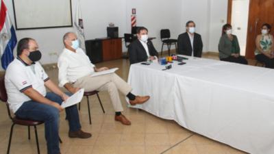 Autoridades realizan reunión interinstitucional para la lucha contra el dengue