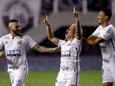 Santos aplasta a Boca Juniors y avanza a la final de la Copa Libertadores