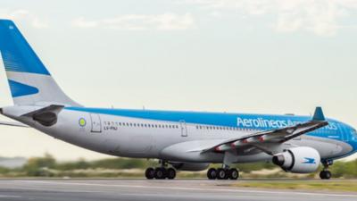 Aerolíneas Argentina parte a Moscú que traerá la segunda tanda de vacunas Sputnik V