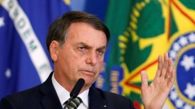 Bolsonaro se aparta de Twitter y Facebook tras lo sucedido con Trump