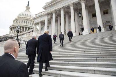 El juicio político en el Senado podría prohibir la política a Trump para siempre