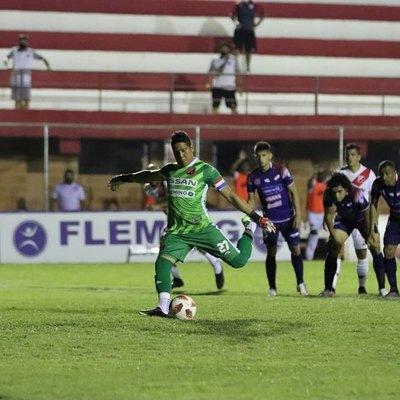 Pablo Gavilán tiene nuevo club en el fútbol paraguayo