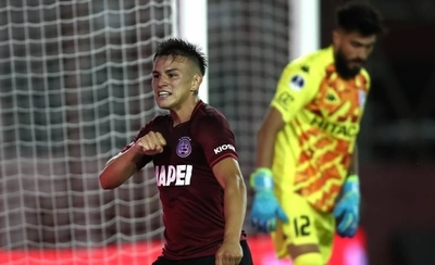 HOY / Lanús goleó a Vélez y se clasificó a la final de la Copa Sudamericana