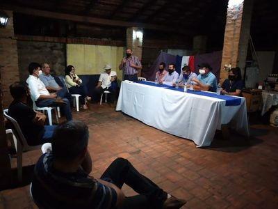 Oposición presenta alianza en Ayolas para las municipales