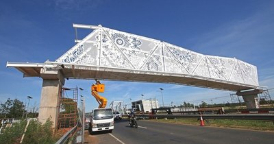 La Nación / Constructor de puente de ñandutí, con adjudicaciones por US$ 40 millones