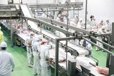 UPISA es la primera industria frigorífica que sus productos serán etiquetados con Marca País
